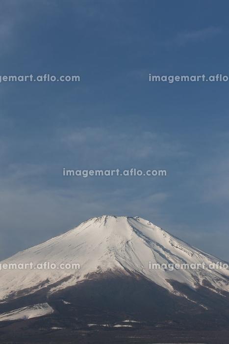 山中湖からの富士山の販売画像
