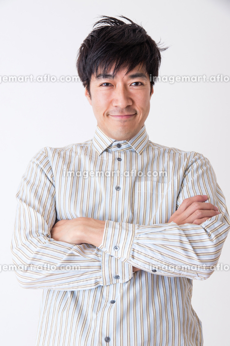 男性のポートレイトの販売画像