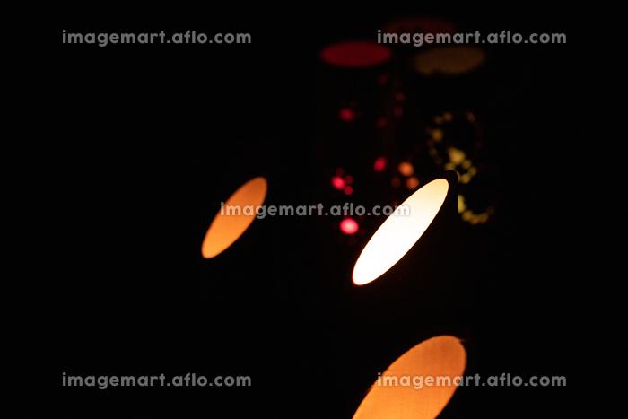 合馬竹灯籠祭りの販売画像