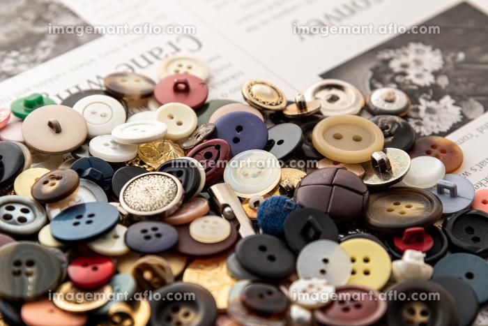 ボタンの販売画像
