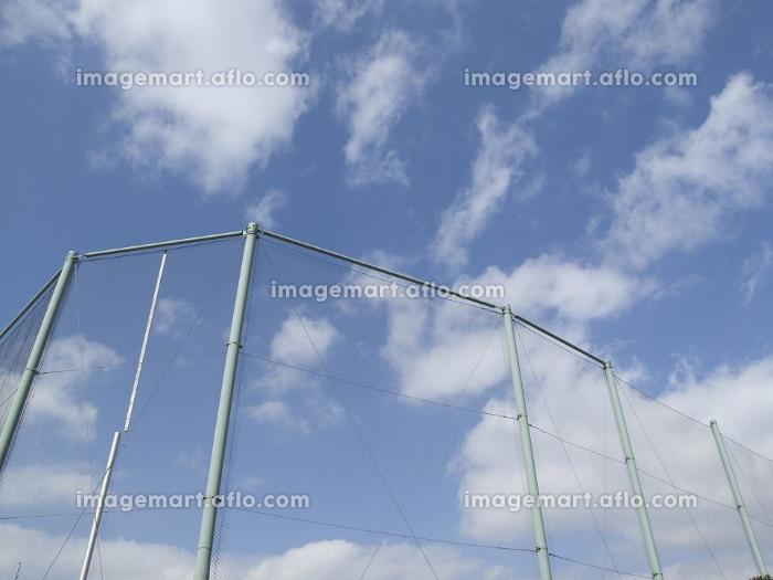 ゴルフ練習場の高いネットの販売画像