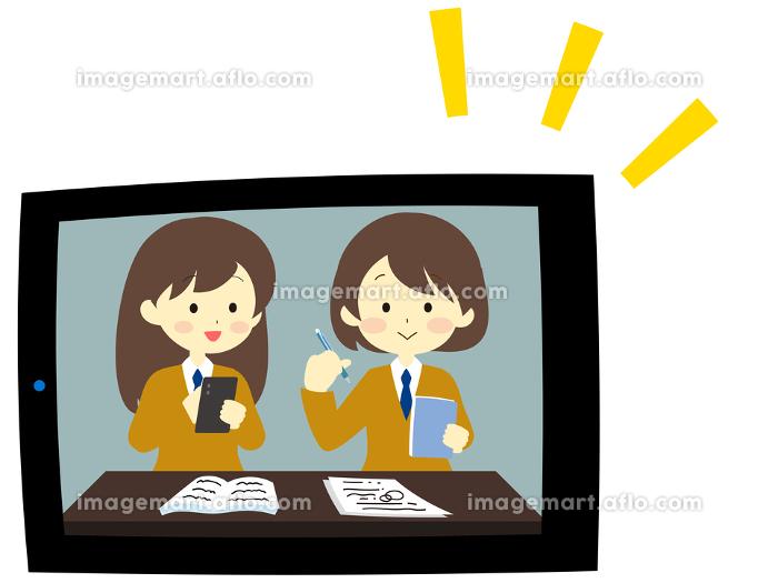 宿題ライブ配信の販売画像