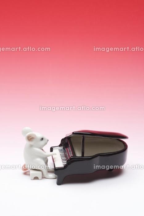 鼠の置物の販売画像