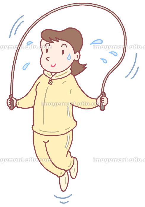 縄跳びの販売画像