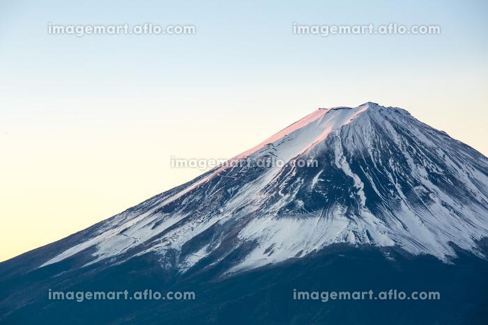 Mountain Fuji sunrise Japanの販売画像