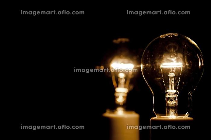 電球とフィラメントの販売画像