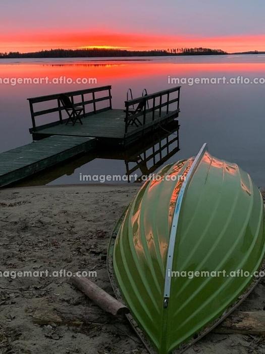 湖の販売画像