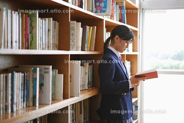高校の図書室の販売画像
