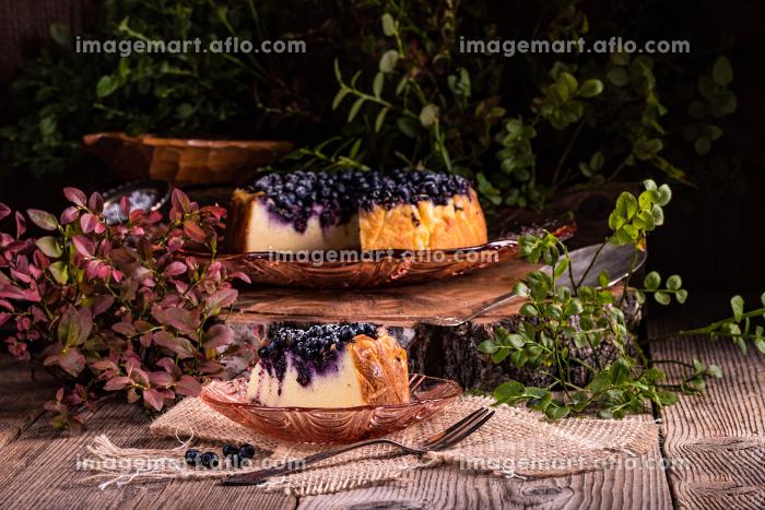 cheesecake blueberriesの販売画像
