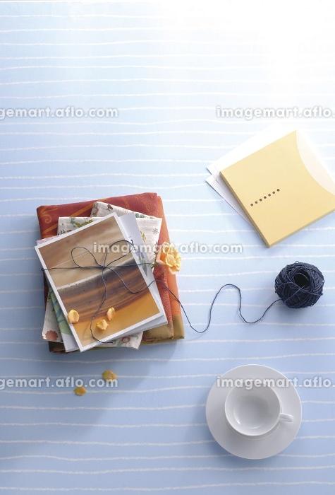 編み物趣味イメージの販売画像