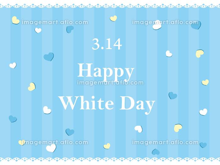 ホワイトデー カード ポスター 壁紙の販売画像