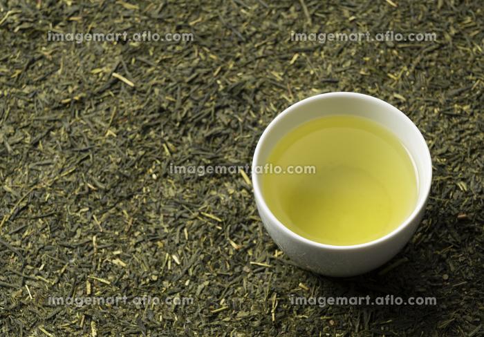 緑茶の販売画像