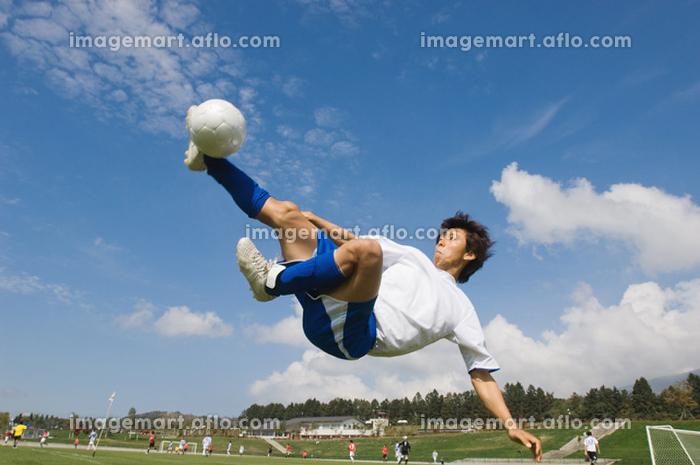 競技 アフロRF 日本人の販売画像