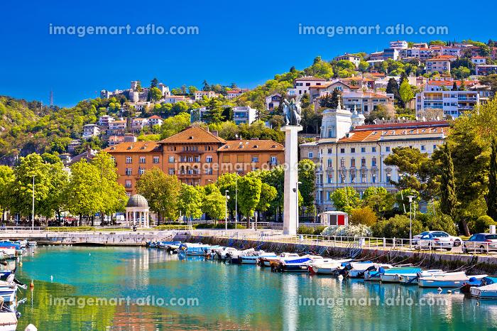City of Rijeka Delta and trsat viewの販売画像
