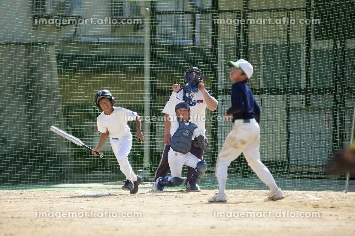少年野球バッターの販売画像