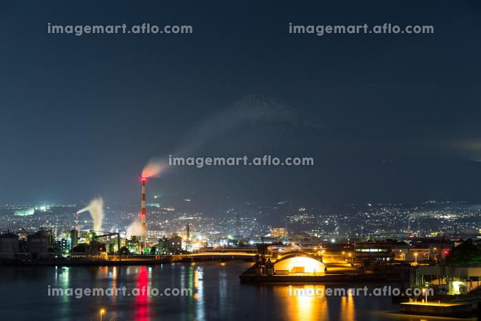 Tagonoura Port with Mount Fujiの販売画像