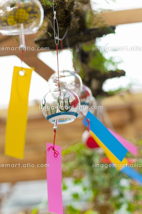 風鈴の販売画像