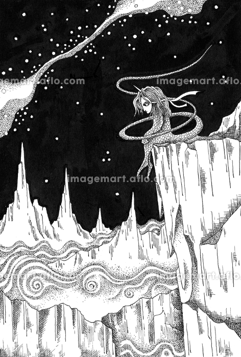 崖の上のモンスターの販売画像
