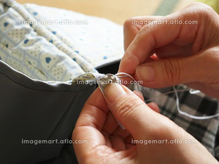 裁縫 ボタン付け 2の販売画像