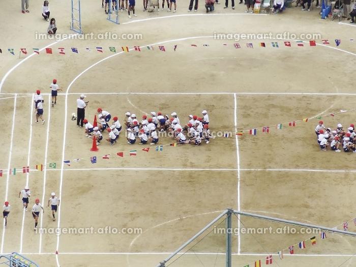 小学校の運動会の販売画像