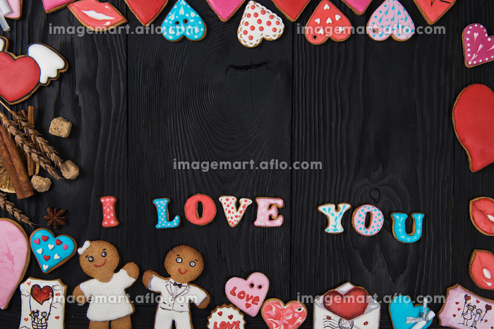 Gingerbreads for Valentines Dayの販売画像
