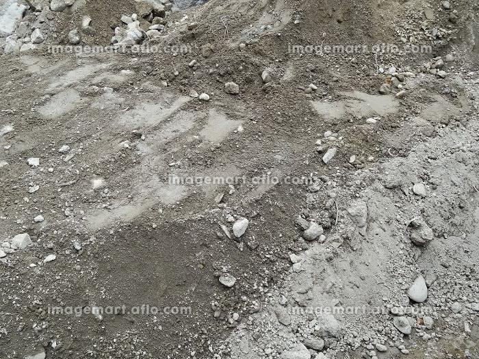 土木工事現場の土の販売画像