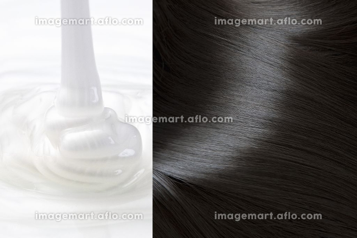 髪の毛の販売画像
