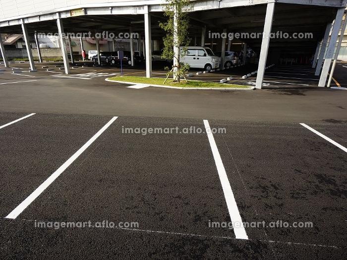 平面と立体駐車場