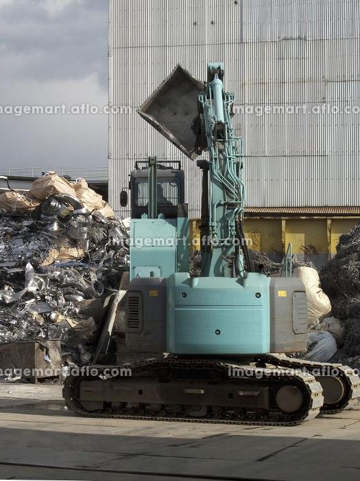 産業廃棄物の処理の販売画像