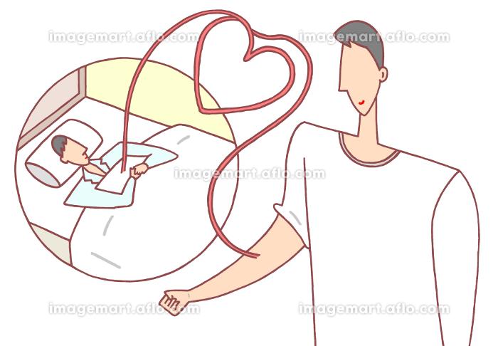 献血・輸血の販売画像