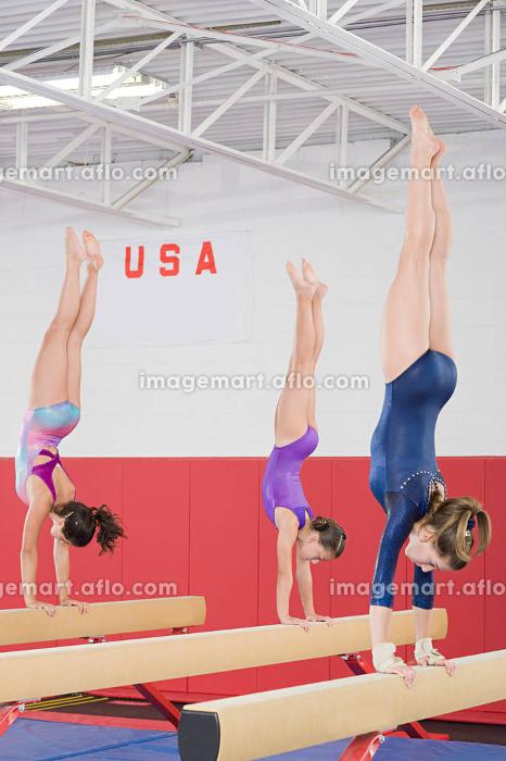 体操競技 平均台の販売画像