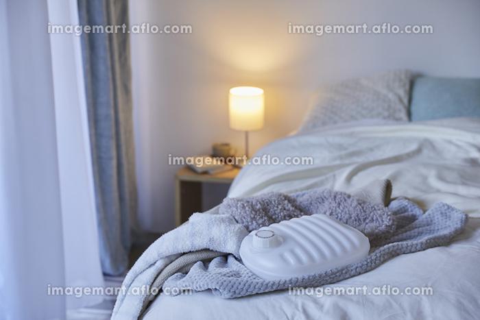 寝室の湯たんぽの販売画像