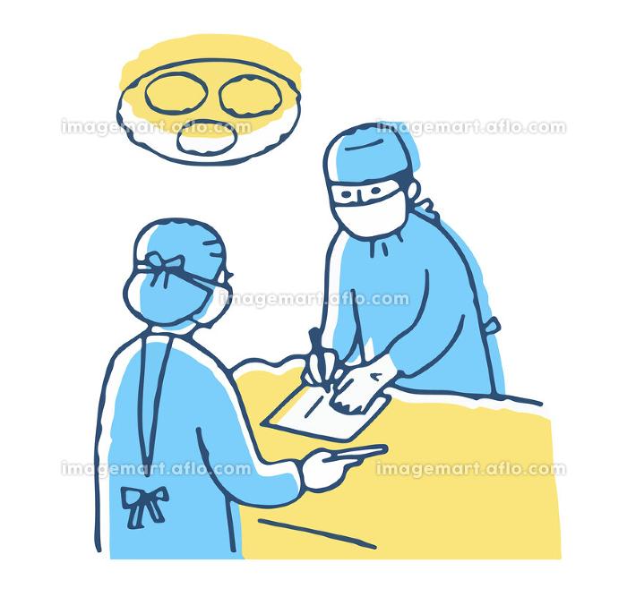 外科手術イメージ