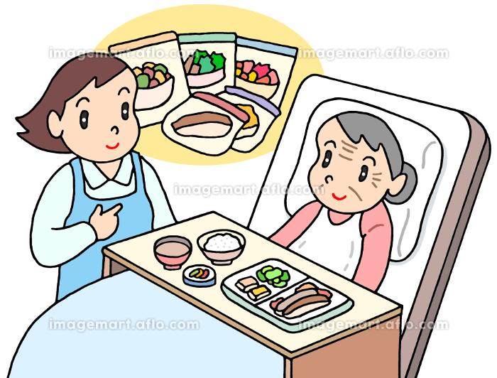 介護食による栄養管理の販売画像