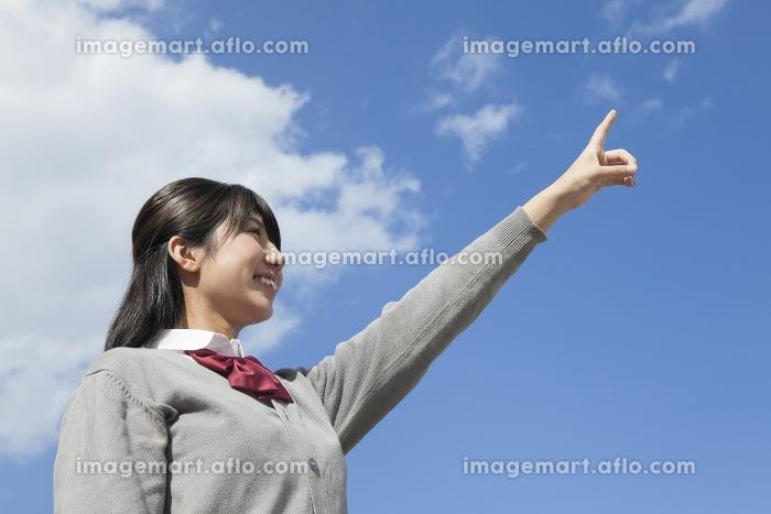 女子高生の販売画像