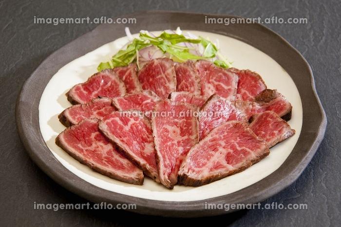牛肉のタタキの販売画像