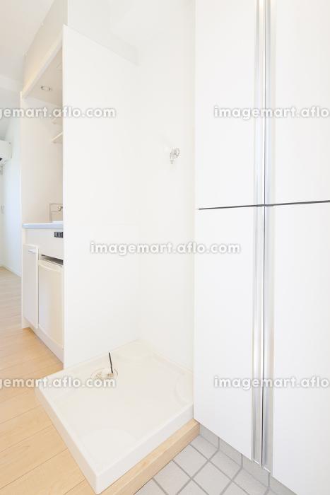 洗濯機置き場の販売画像