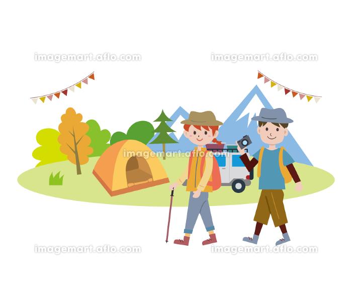 キャンプ アウトドア レジャーの販売画像