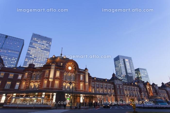 東京駅丸の内口の販売画像