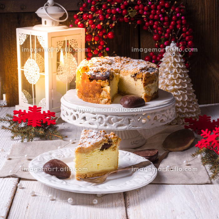 christmas cheesecakeの販売画像