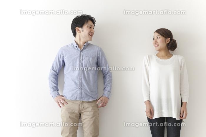 新婚のカップル