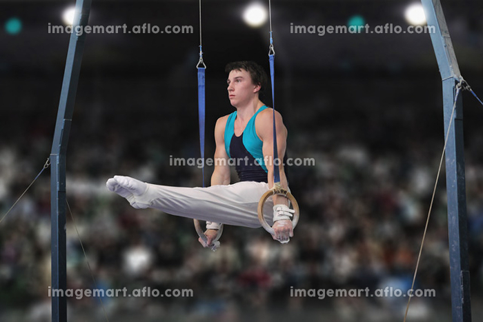 器械体操 吊り輪の販売画像