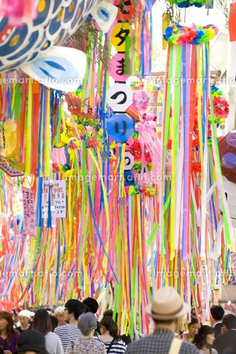 七夕祭りの販売画像