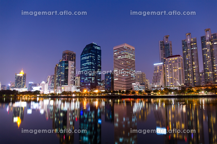 Benjakitti park in Bangkok cityの販売画像