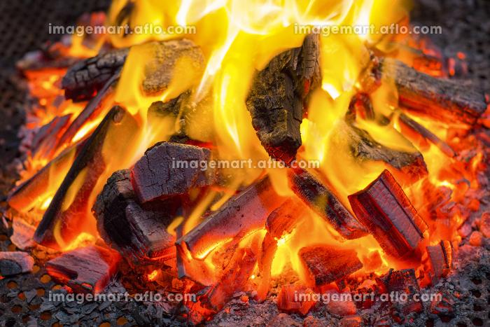 たき火の販売画像