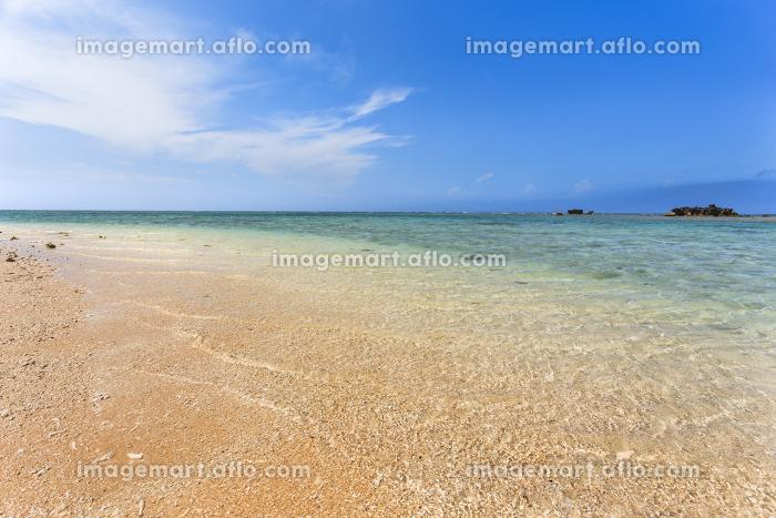 ニシ浜・日本最南端、沖縄県波照間島の販売画像