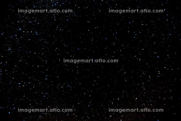 夜空に煌めく星々の販売画像