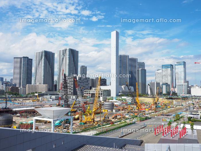 晴海 再開発 2017年8月の販売画像
