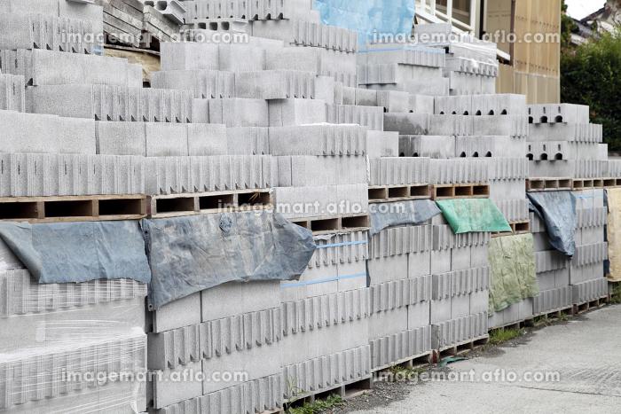 コンクリートブロックの販売画像