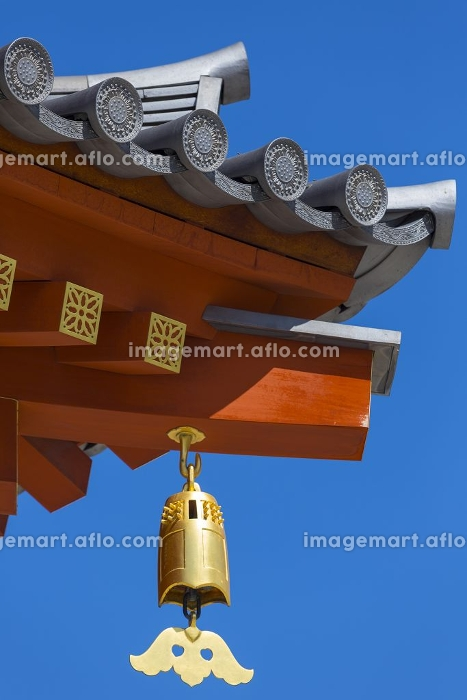 薬師寺大講堂の釣鐘の販売画像